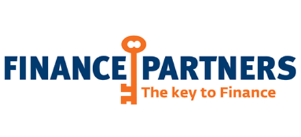 logo Finance Partners - the key to finance